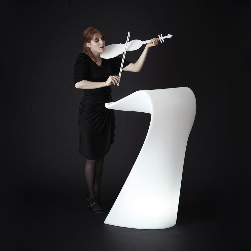 Atril luminoso muebles de dise o en soluciones contract - Muebles atril ...