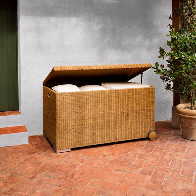 Baul para jardin green muebles de dise o en soluciones - Baul plastico jardin ...