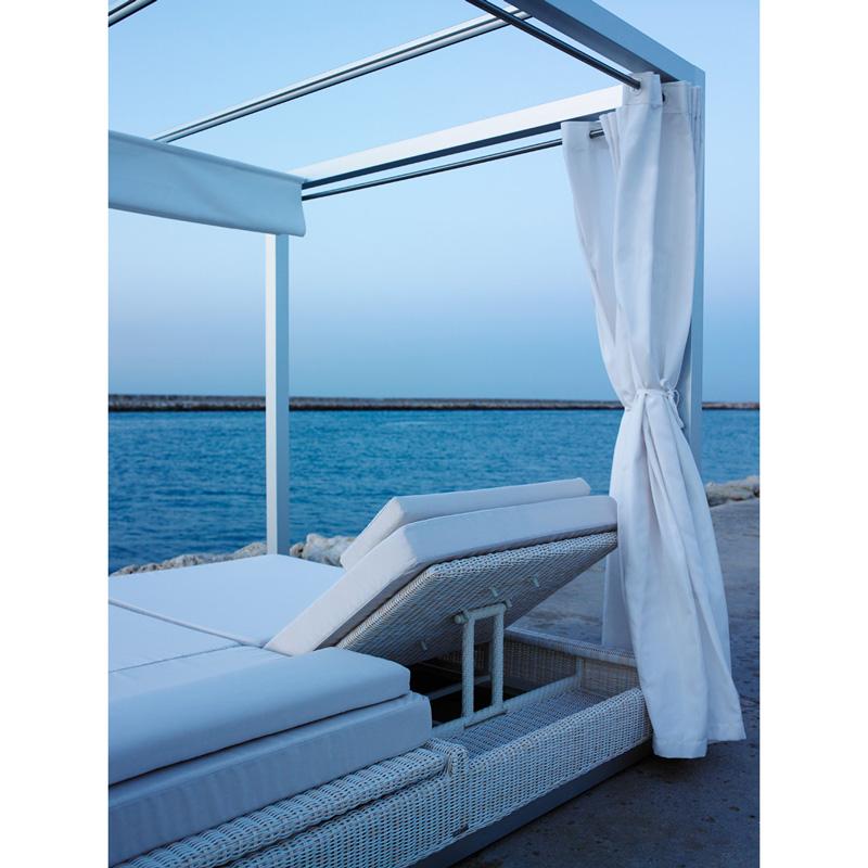 Cama balinesa sunset muebles de dise o en soluciones for Cama balinesa