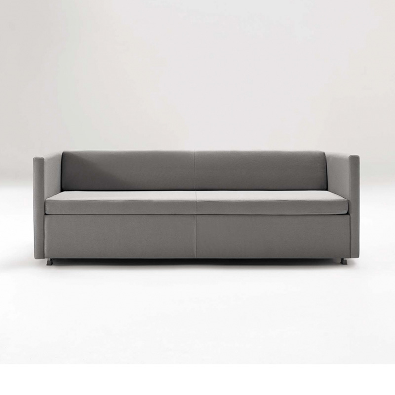 Sof cama litera espectacular sofa cama - Sofa cama convertible litera ...