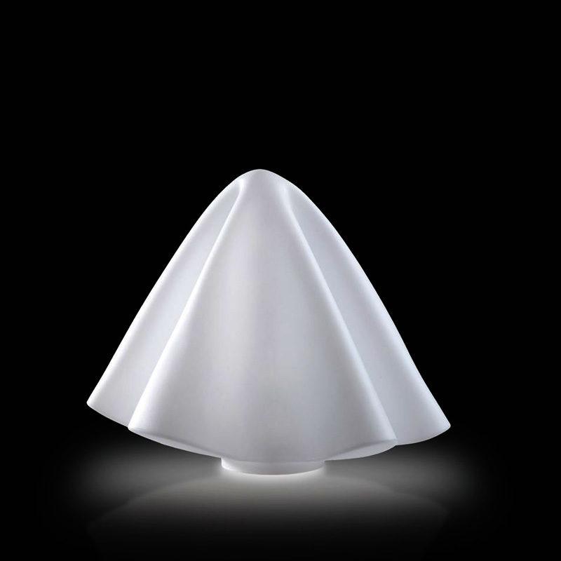 Lámpara de polietileno