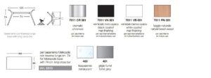 Mesa de cristal de diseño