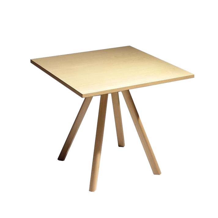 Mesa de madera hosteler a soluciones contract for Mesas madera hosteleria