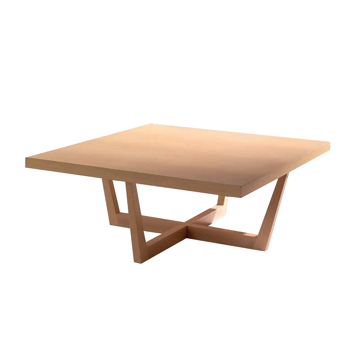 Mesa auxiliar de madera dise o contract - Mesa madera diseno ...