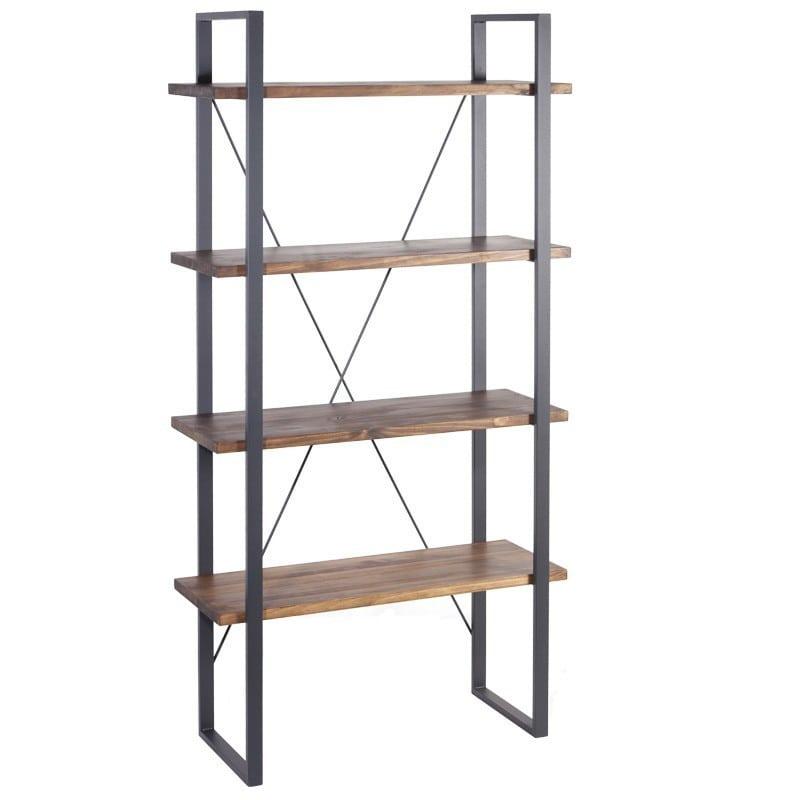 Industrial_shelving_wood_metal