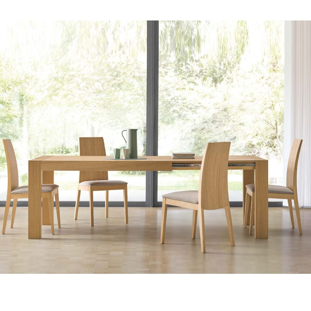 Mesas extensibles de diseño